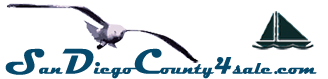 SanDiegoCounty4sale.com Logo
