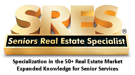SRES, Retirement Decisions, Senior Retirement Strategy